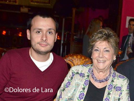 paloma gomez borrero y su marido