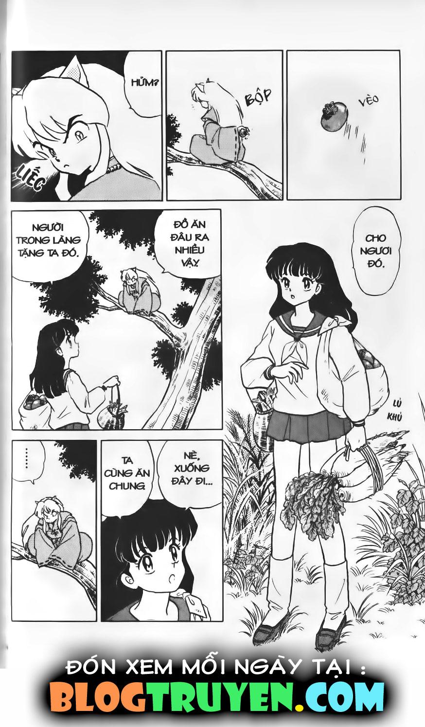 Inuyasha vol 01.3 trang 17