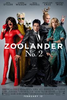 Zoolander 2 (2016) 720p Sub Indo Film