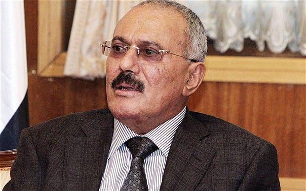 Kelompok Militan Houthi Klaim Mantan Presiden Yaman Tewas