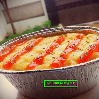 Resep Membuat Macaroni Schotel Panggang