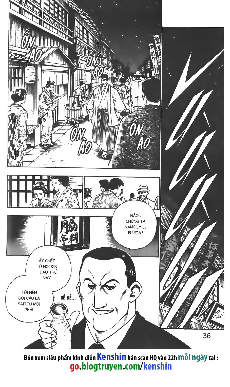Rurouni Kenshin chap 49 trang 13