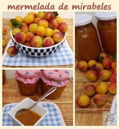 Mermelada de Mirabeles
