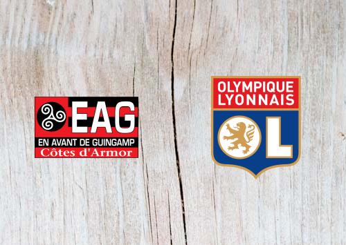Guingamp vs Lyon - Highlights 10 November 2018