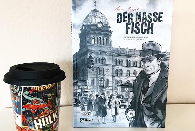 """Graphic Novel """"Der nasse Fisch"""" -  Arne Jysch / Volker Kutscher"""