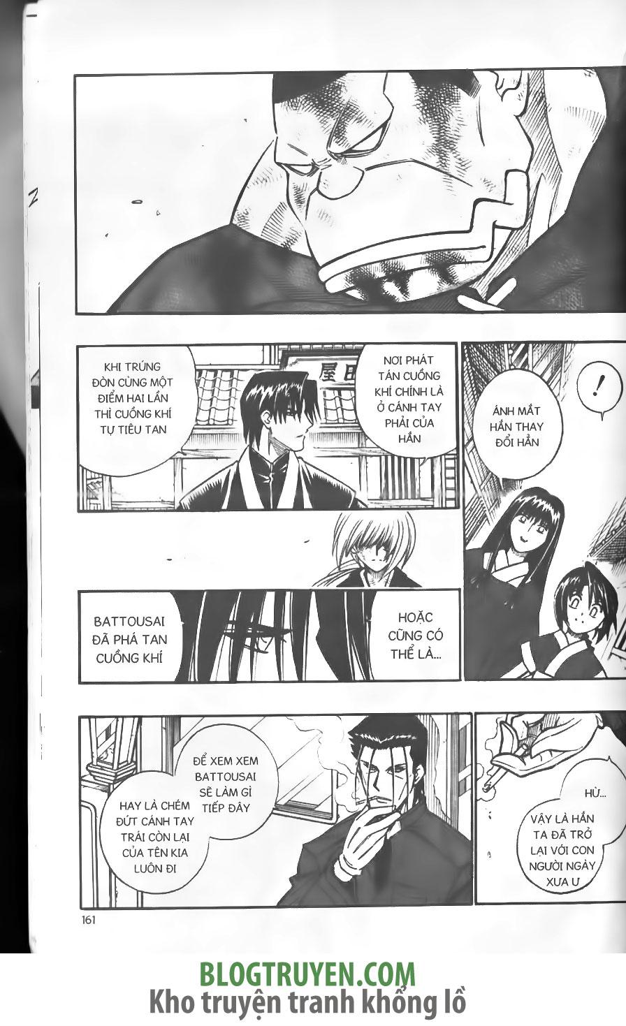 Rurouni Kenshin chap 226 trang 11