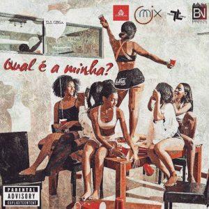 Trigo Limpo Feat. DJ O´Mix - Qual é A Minha