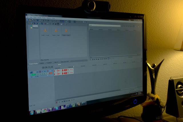 انشاء مقدمة فيديو احترافية بكل سهولة باستخدام برنامج SonyVegasPro11