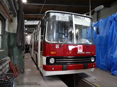 Ikarus 280 #312,  MZK Kędzierzyn-Koźle