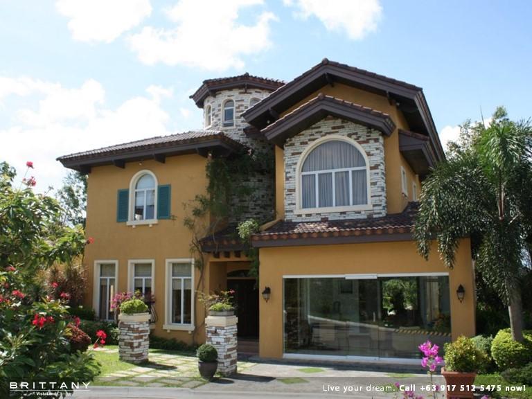 Raphael Model - Portofino Alabang Luxury House for Sale in Exclusive Gated Community - Daang Hari Las Pinas
