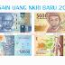 Desain Uang Baru NKRI 2017 Terbaru [Berita info terupdate]