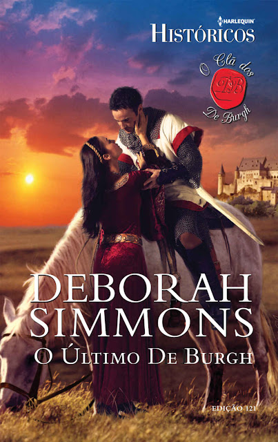 O Último de Burgh Deborah Simmons