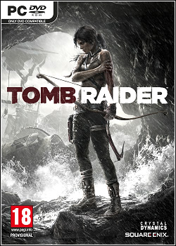 Tomb Raider-Black Box - PC