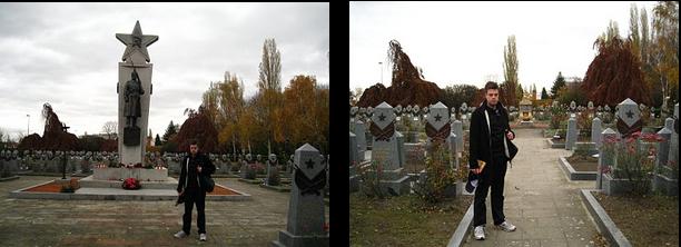 Prague Soviet Cemetery