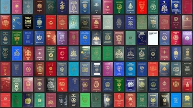 Passport Index 2017: Mazedonien gleich auf mit Russland