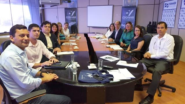 Projeto educacional foi tema de reunião do Codivar em Itanhaém