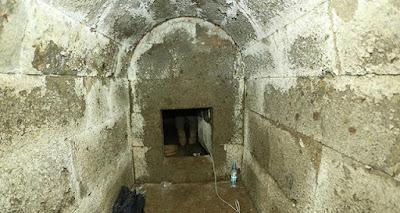 Ελληνιστικός τάφος ανακαλύφθηκε στην Αμισό του Πόντου