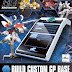 Gundam Build Fighters HG Build Custom 1/144 Custom Build GP Action Base
