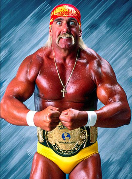 Pressing Catch WWF - Hulk Hogan