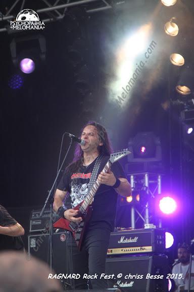 Mercyless @Ragnard Rock Fest 2015, Simandre-sur-Suran 18/07/2015