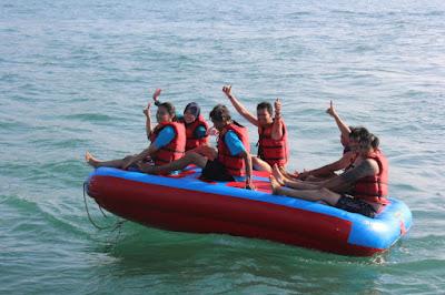 Foto : Water Sport Pangandaran