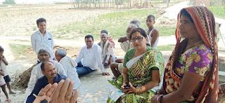 smitaa-bhushan-caimpaign-for-mahagatbandhan-begusaray