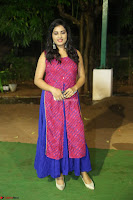 Srushti in beautiful Pink Sleeveless Dress Cute Actress Dimples ~  Exclusive 050.JPG