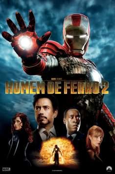 Homem de Ferro 2 Torrent - BluRay 720p/1080p Dual Áudio