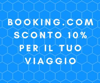 SCONTO BOOKING viaggio