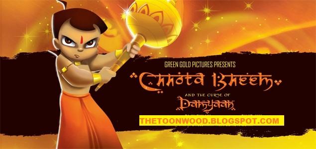 Chhota Bheem And the Curse of Damyaan HINDI Full Movie [HD 720p]