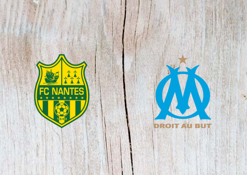 Nantes vs Marseille Highlights 05 December 2018