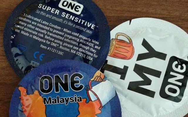 Inilah Teh Tarik Kurang Manis Perisa Kondom Terbaru