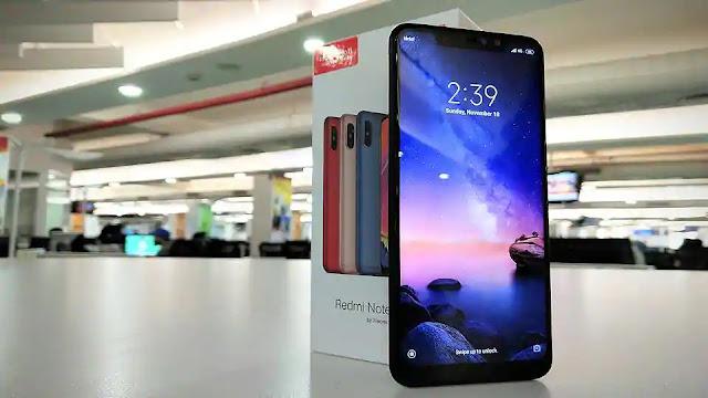 Keunggulan Spesifikasi Redmi Note 7 dibandingkan iPhone