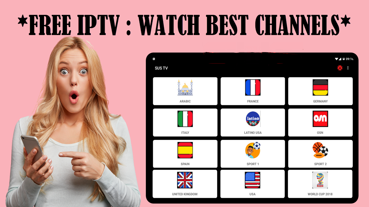 Free iptv player apk arabic | Free Arabic IPTV 1 0 Descargar