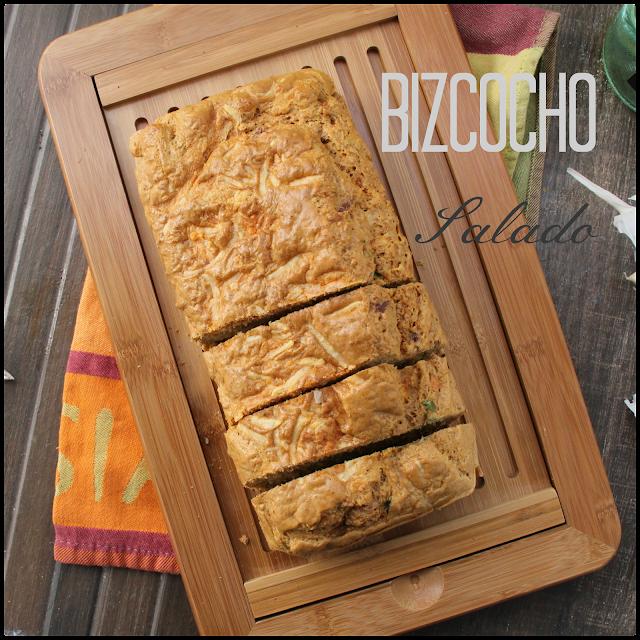 Bizcocho Salado