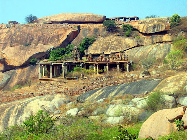 Nijagal Fort, nearby Bangalore