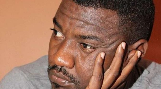 Ghanaian actor, John Dumelo, might just be working in line with God's works if he is ready to dedicate himself to the ministry