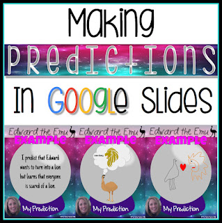 Making Predictions in Google Slides