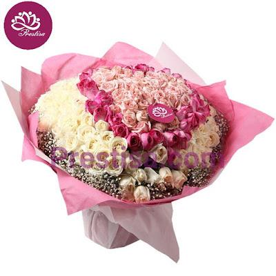 Toko Bunga Semarang : Panduan Memilih Buket Bunga Untuk Pengantin