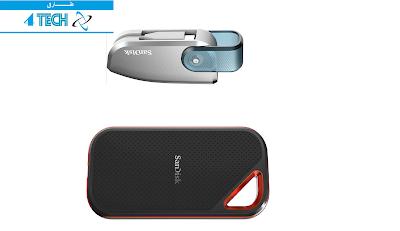 شركة SanDisk تطلق أكبر ذاكرة فلاش في العالم بسعة 4 تيرا بايت ، وقرص SDD بسرعة نقل 1جيجابايت/ثانية