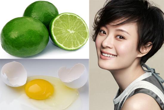 Cách chữa trị nám da hiệu quả nhất với lòng trắng trứng, nước cốt chanh