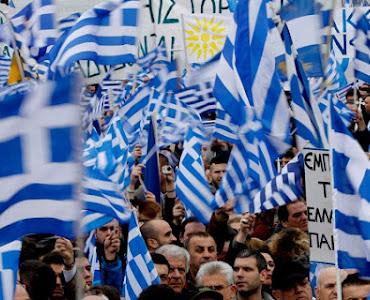 Πανεθνικός ξεσηκωμός για το μεγάλο συλλαλητήριο 4 Φεβρουαρίου στο Σύνταγμα για το Μακεδονικό [Βίντεο]