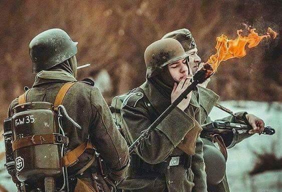 الحب و الحرب