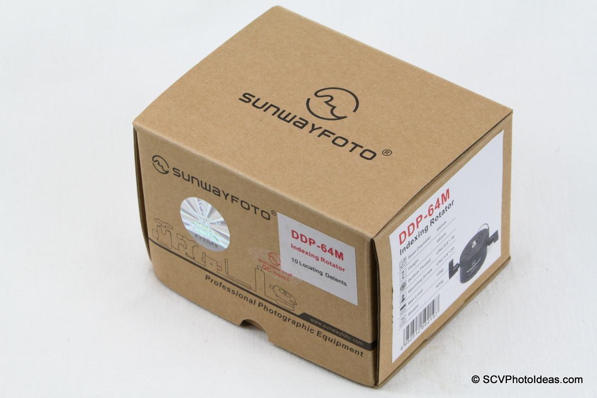 Sunwayfoto DDP-64M PIR box
