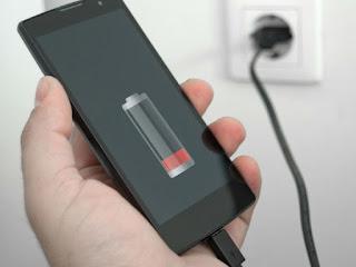 Cara mempercepat charge ponsel