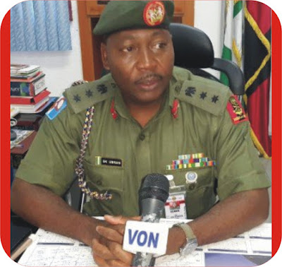 Army colonel die in Boko Haram attack