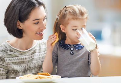 Susu untuk anak, milk for kids children