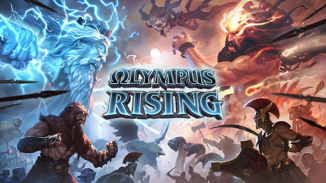 Download Olympus Rising Mod Apk Game