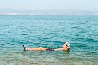 Pengertian Laut Mati atau Dead Sea