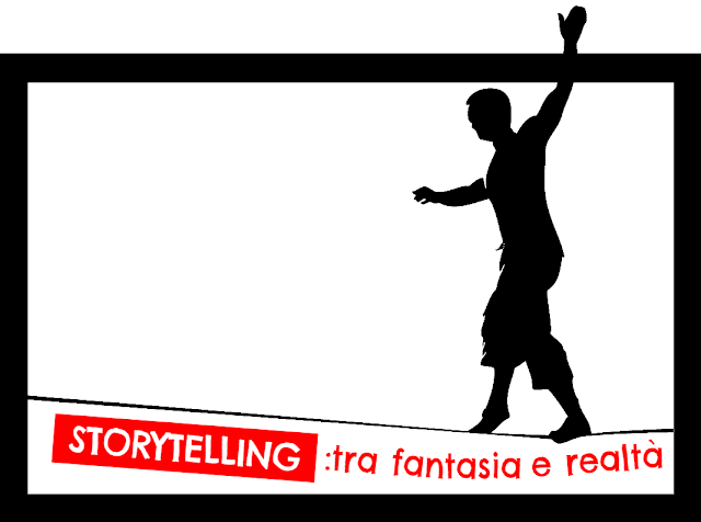 Storytelling bloggging blogger storie fantasia realtà narrativa